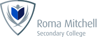 Roma Mitchell Secondary College Logo